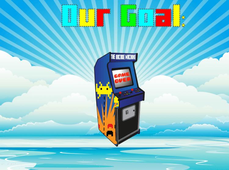 Agile Practices Arcade Machine