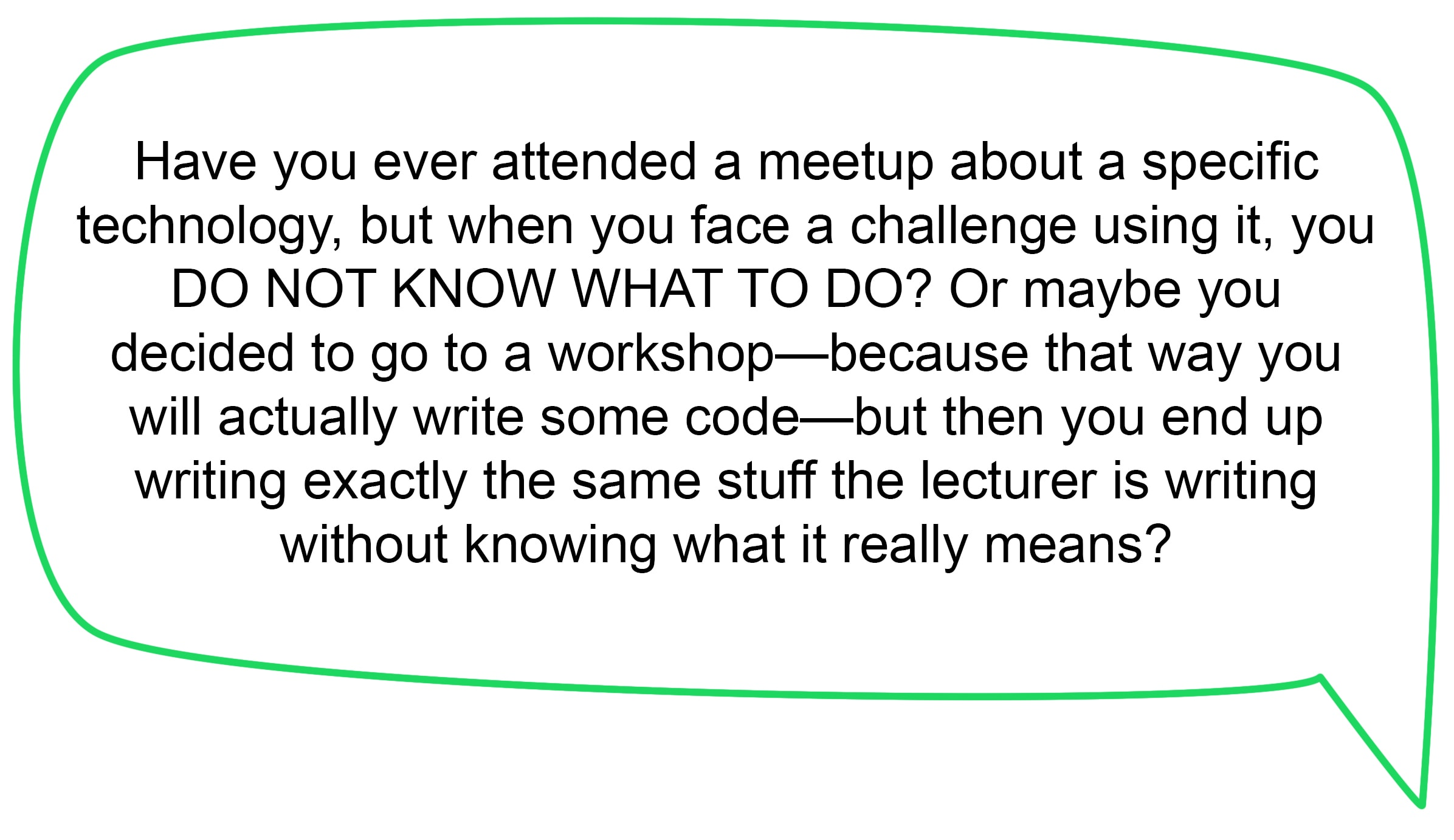 How to Make the Most of Tech Conferences and Meetups
