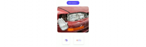 Artificial Intelligence Car Damage Estimator
